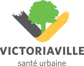 Logo Victoriaville 2015